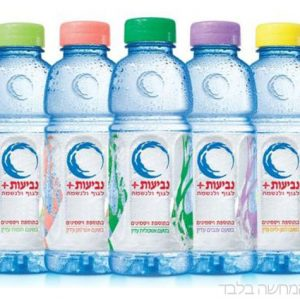 בקבוק אישי מים בטעמים
